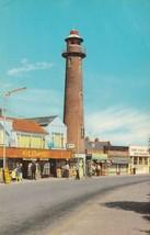 Gorleston On Sea Fish & Chip Shop Kodak Sandwich Board 1970s Postcard - $7.99