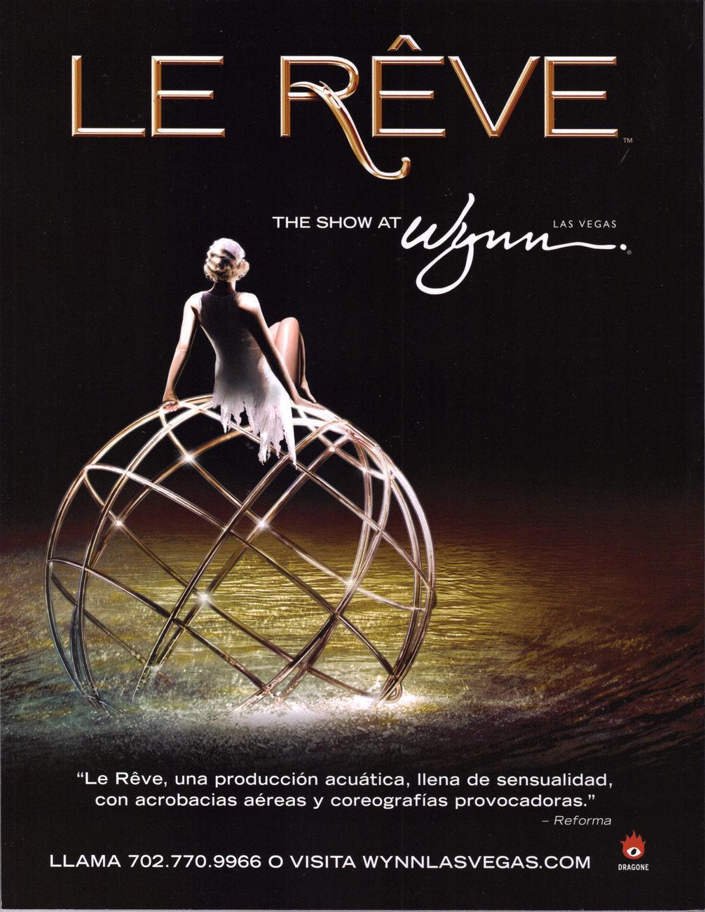 JAY LENO ?QUE PASA? VEGAS Magazine En Espanol Sept 2010