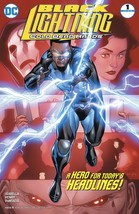 BLACK LIGHTNING COLD DEAD HANDS #1 (OF 6) A+B EST REL DATE 11/01/2017 - $7.98