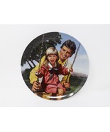 """Knowles """"Swing Time"""" Collectible Plate - A Father's Love Series - $16.14"""
