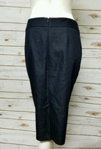 CHELSEA AND THEODORE all black skirt Size 10 - $22.32