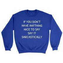 Sarcasm  funny cool trending birthday gift ideas for her for him funny s... - $22.50