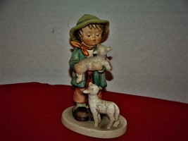 M.I. Hummel Figurine Shepherd's Boy TM 3 Hum 64 - $44.10