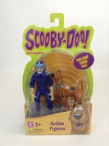 Scooby Doo Monsters Action Figure Charter Scooby and Phantom Racer Series 1 Toy - $15.10