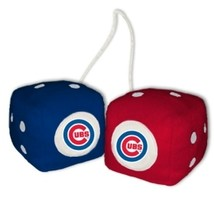 Chicago Cubs Fuzzy Dice [Free Shipping]**Free Shipping** - $9.99