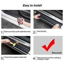 For Dodge DART Door Threshold Plate Door Entry Guard Door Sills Door Sill Scuff  image 2