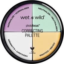 Wet N Wild  Photo Focus Correcting Palette 349 Color Commentary (BNZ109-419) - $4.99