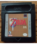 Legend of Zelda DX - Links Awakening Game Boy Color GBC Custom English - $13.50