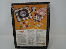 VINTAGE 1983 TIME THE GAME TIME MAGAZINE TRIVIA BOARD GAME- COMPLETE  - $29.09