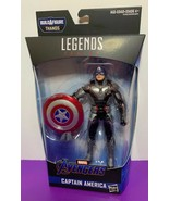 "Marvel Legends Avengers Captain America 6"" Figure Hasbro NEW SEALED Comp... - $9.89"