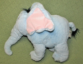 Kohls Dr. Seuss Horton Hears A Who Plush Stuffed Animal Blue Elephant Character - $11.88