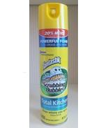 Fantastik Scrubbing Bubbles Total Kitchen Foaming Cleaner 13.02 Oz New - $27.72