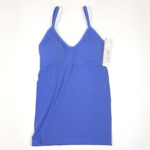 Gilligan & O'Malley Womens Sleepwear Pajama Top Cami Blue NWT Sz SM , XS , Large - $11.99