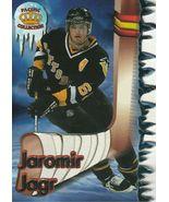 1997-98 Pacific Slap Shots Die-Cuts #8C Jaromir Jagr (1:73)! - $7.99