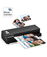 New Easy Feed One-Touch Photo and Business Card Scanner - $139.90