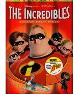 DVD -  The Incredibles (DVD, 2-Disc Set, Fullscreen, Collector's Edition)  - $5.95