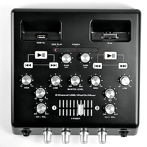 NEW iPod and USB DJ Mixing Deck FREE Shipping