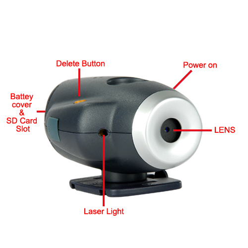 NEW Action Sports Helmet Camera - 30FPS FREE Shipping