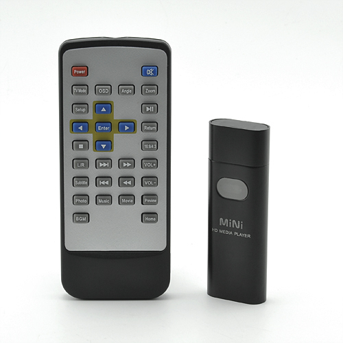 GO Media HD - Worlds Smallest HD Media Player FREE Shipping