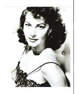 Ava Gardner 8 x 10 B&W Photo - $3.95