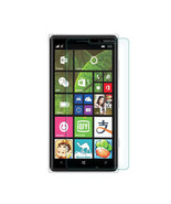 Premium Tempered Glass Protector For Nokia Lumia 830 transparent Free De... - $10.23