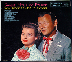 Roy rogers  sweet hour of prayer cover thumb200