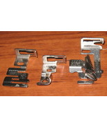 Greist  Binder,Hemmer & Edge Stitcher for Attachment Foot - $7.00