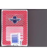 PALACE STATION Hotel  Casino Las Vegas Playing Cards, Red Used, Sealed - $3.95