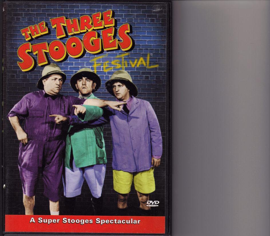 Dvd 3 stooges
