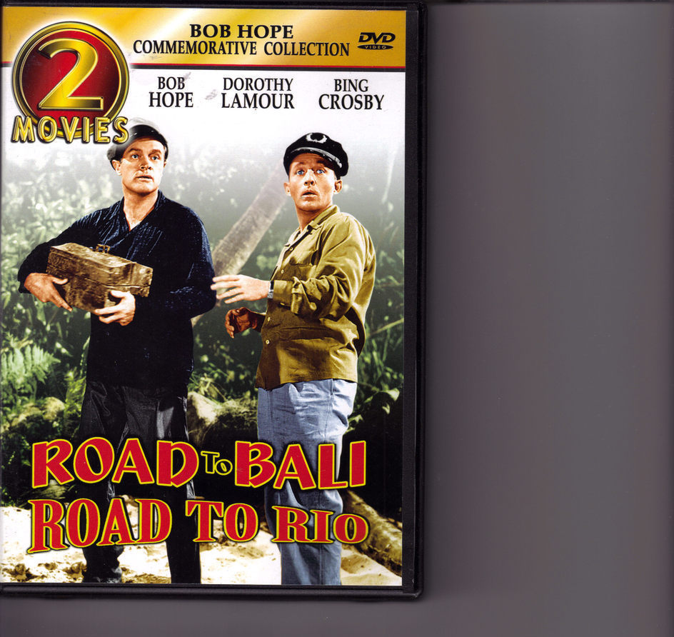 Dvd road to bali