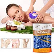 Yovanpur Wax Beans Hair Removal Hard Wax Beans for Bikini Facial Arm Legs 300g/1 image 2