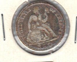 1887 Liberty Seated Dime - $9.99