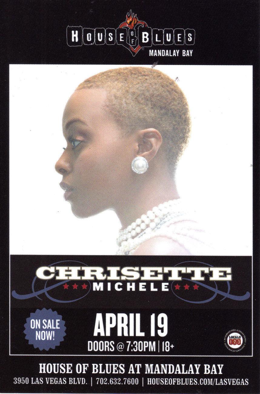 Blues chrisette