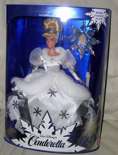 Disney Cinderella Winter Special Edition Doll