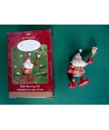 Hallmark Keepsake Ornament Collectors Club Bell-Bearing Elf 2000 - $6.49