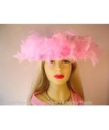 Pink Designer Fashion Church Hat Ascot Chapeau Hats NY - $199.77