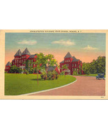 State School Newark New York Vintage 1953 Post Card - $3.00