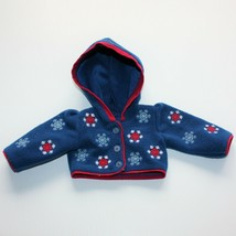 American Girl Molly McIntire Skating Outfit Hooded Jacket Coat Only for ... - $14.99