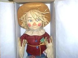 Ashton drake scarecrow nib 2 thumb200