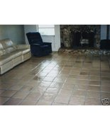 6+1 FREE MOLDS TO CRAFT 100s OF SLATE TEXTURED 12x12 CONCRETE TILES FOR ... - $71.95