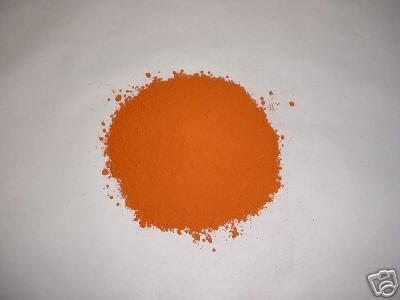 775-01 Terra Cotta Concrete Cement Powder Color 1 lb. Makes Stone Pavers Bricks