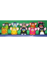 Group of 10 McDonald's Happy Meal Furbies 2 - $10.00