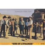 Guns of a Stranger Marty Robbins Chill Wills 8x... - $6.99