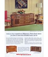 1966 Magnavox Astro-Sonic Stereo Radio Phonograph ad - $10.00