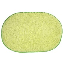 (green)40x60cm Bathroom Carpet Mat Soft Doormat Floor Rugs Oval Non-slip... - $20.00