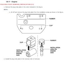 2010 Mazda CX-7 Factory Repair Service Manual - $15.00