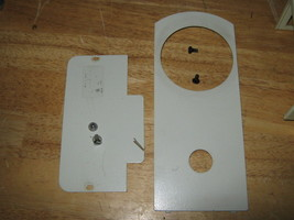 Singer 5127 Rear Cover Plates w/ Screws - $5.00