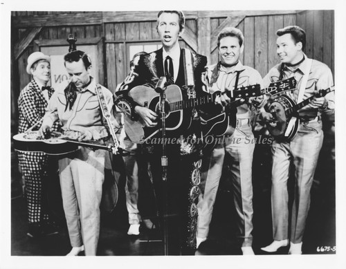 Peter Wagner Grand Ole Opry 8x10 Photo