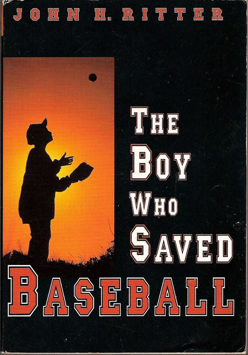 Boy saved baseball a