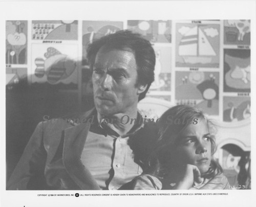 Tightrope Clint Eastwood Wes Block Alison Eastwood 8x10 Photo
